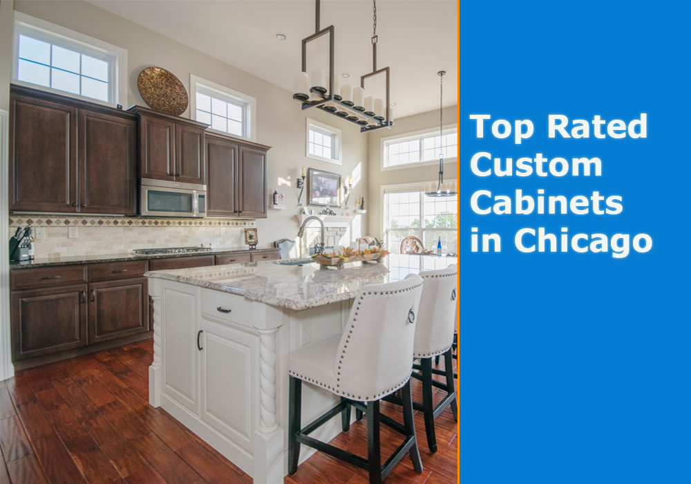 Top Rated Custom Cabinets in Chicago